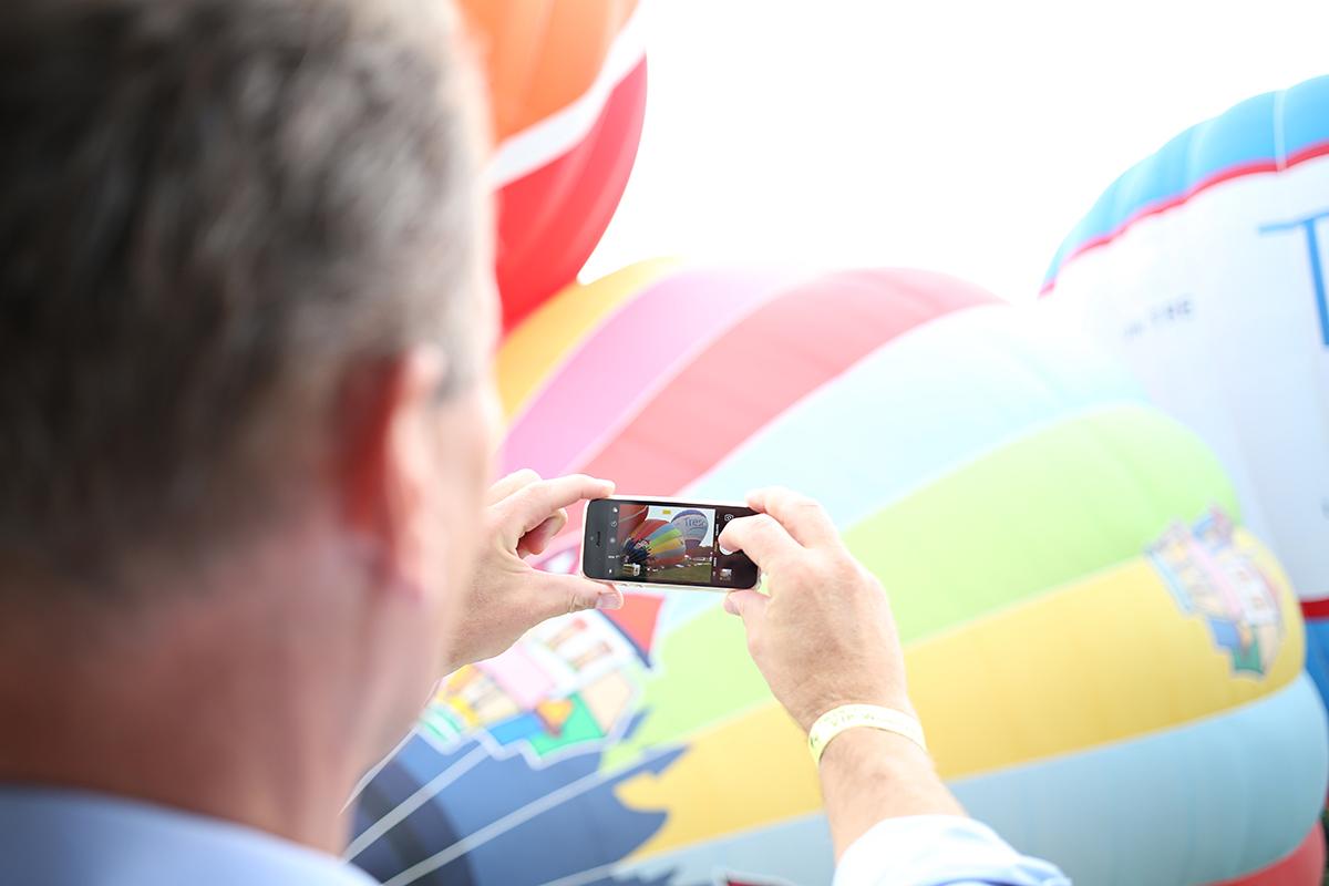Evenementen - Suus FotoSjop - fotograaf - Oldenzaal - Hengelo - Borne - Denekamp - Enschede - Rabobank - TwenteOost - Ballooning -