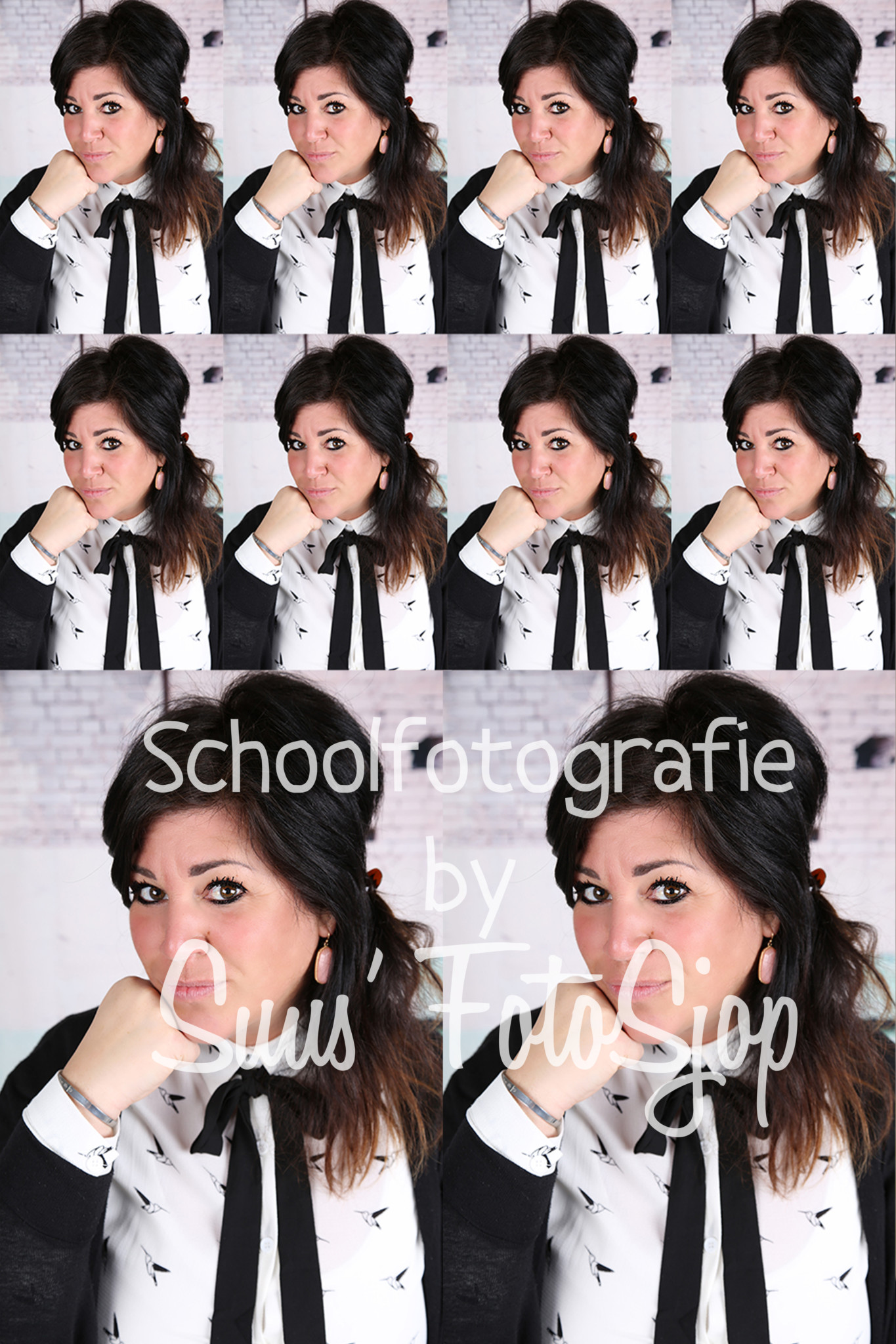 Schoolfotografie-Suus' FotoSjop - Oldenzaal - Denekamp - De Lutte - Twente - School - Oldenzaal - Losser - Hengelo - Enschede