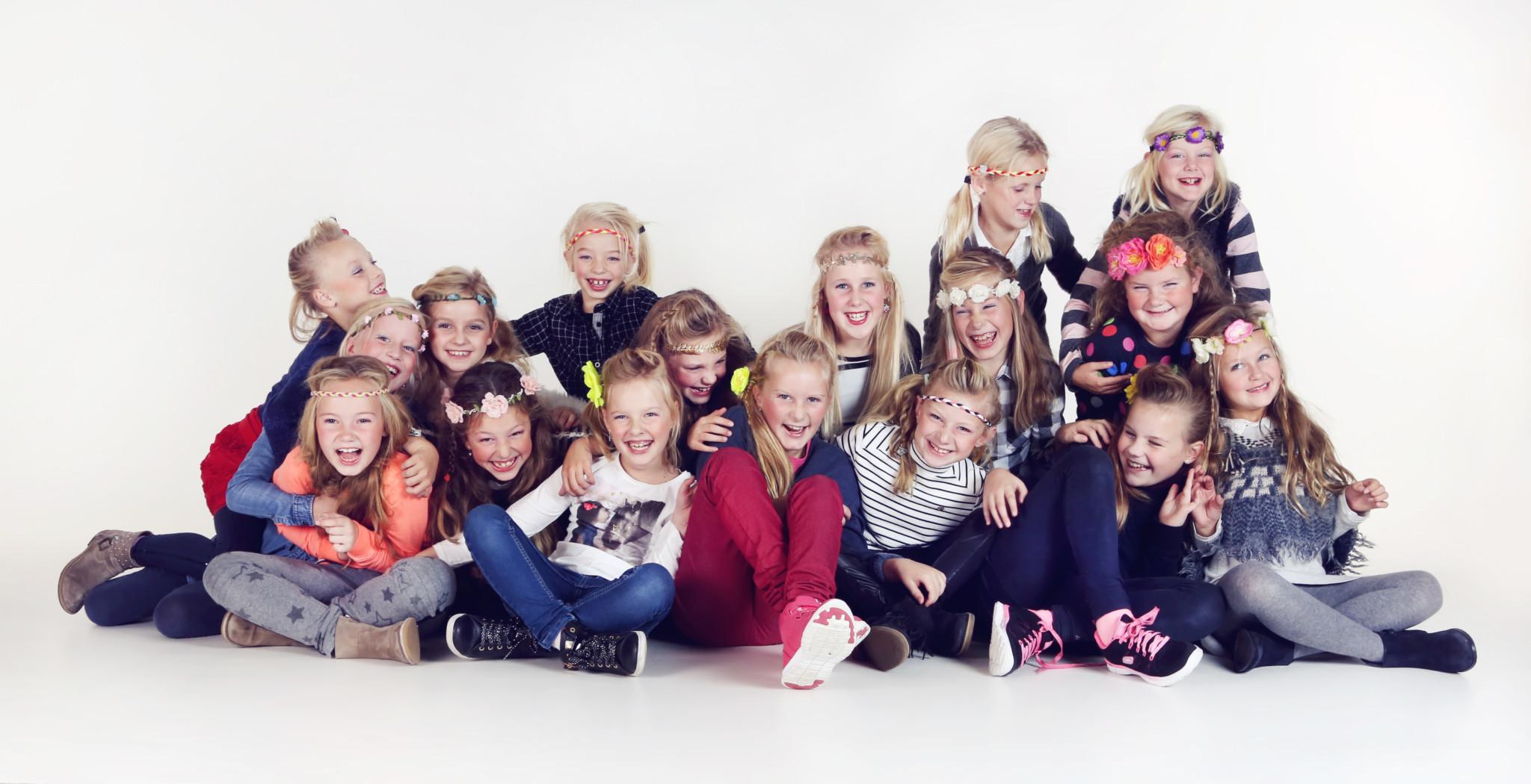 Kinderfeestje-Suus' FotoSjop