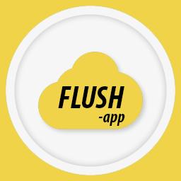 flush-app clouddienst