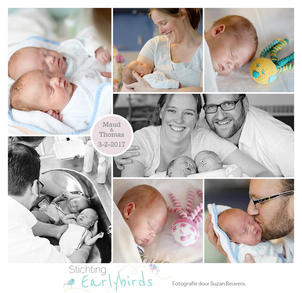 EarlyBirds-Suus' FotoSjop- Foto - Newborn - Ziekenhuis - Enschede - Oldenzaal - Hengelo - Twente